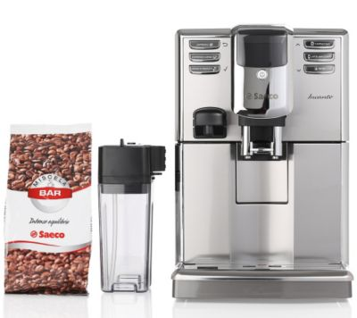 SAECO by PHILIPS Kaffeevollautomat Incanto inkl. AquaClean Filter & Kaffee