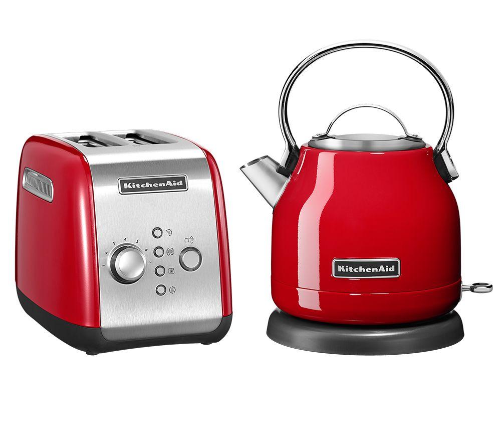 KITCHENAID® Frühstücks-Set Toaster & Wasserkocher 1,25l - Page 1 ...
