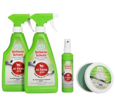 AL FARAS Insektenschutz für Umgebung und Oberflächen mit Langzeitschutz