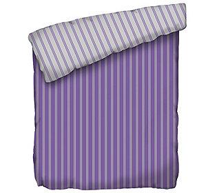 Bettbezug Streifendesign