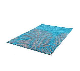 Teppich Palmwedel