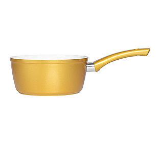 Stielkasserolle Keramik