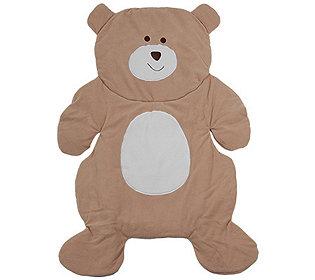 Kinder-Krabbeldecke Bär