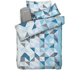 Bettwäsche 4tlg. Origami