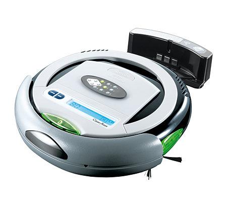 clean maxx roboter sauger vollautomatisch fernbedienung uv licht. Black Bedroom Furniture Sets. Home Design Ideas