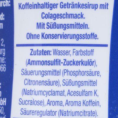 Beste Getränke Sirup Zuckerfrei Galerie - Die besten ...
