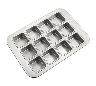 Muffinform Quadrat