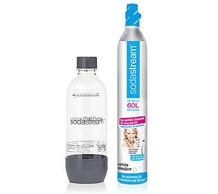 PET-Flasche & Zylinder