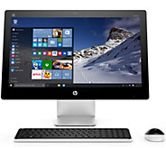 HP 23 Touch All-in-One PC A10 Quad Core 8GB RAM 1TB HDD Lifetime Tech - E228200
