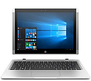HP Pavilion x2 12 2-in-1 Touch Laptop 4GB RAM 128SSD & LifeTimeTech - E228800
