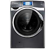 Samsung 4.5 Cu. Ft. Front Load Washer w/ LCD Onyx - E275500