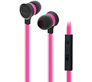 iLuv Neon Glow 2 Earphones with Microphone & Remote - E285300