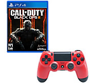 Call of Duty: Black Ops III with DualShock 4 Controller - PS4 - E286600
