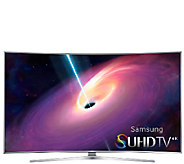 Samsung 65 Class LED 4K SUHD Curved Smart TV - E287100