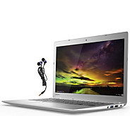 Toshiba 13.3 Chromebook 2 - 2GB RAM, 16GB SDDwith Headphones - E287700