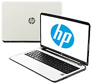 HP 15 Touch Laptop Quad Core 4GB RAM 1TB HDD w/ MS365 Office - E227501