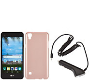 Ships 11/21 LG xStyle LTE TracFone Smartphone Mins/Text/Data - E230101