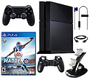 Sony PS4 500GB Bundle with Madden 16 & Accessories - E284901