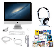 Apple 21.5 iMac - i5 8GB 1TB w/ Software, Mouse & Keyboard - E286001