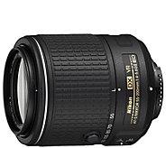 Nikon AF-S DX Nikkor 55-200MM VR II Telephoto Zoom Lens - E290701