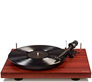 Crosley Radio Two-Speed Manual Turntable Deck -Mahogany - E293201