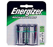Energizer CNH2 C Cell Batteries - 2 pack - E144502