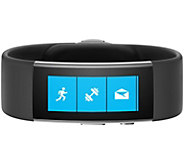 Microsoft Band 2 Productivity, Health Tracker with Fitness Apps - E228702