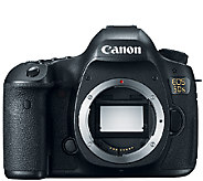 Canon EOS 5DS DSLR Camera Body (No Lens), 50 MP& HD Video - E283502
