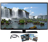 Samsung 65 Class Smart LED 1080p HDTV w/ Built-In WiFi & HDM - E287202