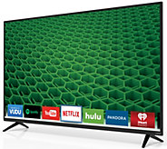 VIZIO 55 1080p LED Smart HDTV w/ 2 yr Warranty - E289502
