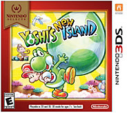 Nintendo Selects: Yoshis New Island - 3DS - E289602