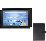 Amazon Fire HD 10 16GB Wi-Fi Tablet with Case - E291202