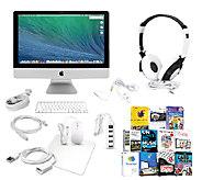 Apple 21 iMac Intel Core i5 8GB RAM 500GB HDD & Software Suite - E227103