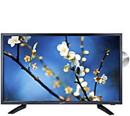 SuperSonic SC-2412 24 Class LED HDTV with Built-in DVD Playe - E259903