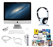 Apple 21.5 iMac - Intel Core i5, 8GB RAM, 1TBHDD, Software - E286003