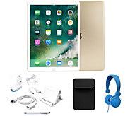 Apple iPad Pro 9.7 256GB Wi-Fi with Headphones- Gold - E294503