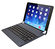 Ultra Thin Notebook Style Bluetooth Keyboard for Apple iPad Air - E225304