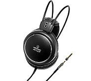 Audio-Technica Closed-Back Audiophile Headphones - E267404