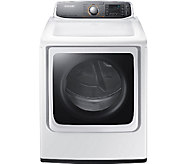 Samsung 9.5 Cu. Ft. Electric Dryer w/ Steam Technology - Whit - E277904