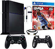 Sony PS4 System with NBA 2K15 - E281204