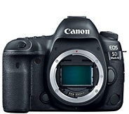 Canon EOS 5D Mark IV  DSLR Camera - Body Only (Lens Required) - E290304