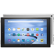 Amazon Fire HD 10 16GB Wi-Fi Tablet with Caseand App Pack - E291204