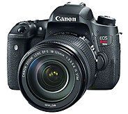 Canon EOS Rebel T6s DSLR Camera with 18-135mm Lens - E291704