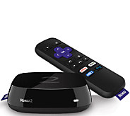 Roku 2 Media Streaming Player with HDMI Cable - E228305