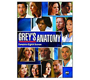 Greys Anatomy Season 8 Six-Disc Set DVD - E263605