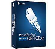 Corel WordPerfect Office X7 Standard Edition - E281505