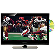 Skyworth 19 Class LED TV/DVD Combo with Accessories - E285605