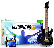 Guitar Hero Live Bundle - Xbox 360 - E286405