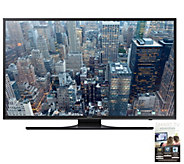 Samsung 48 LED 4K Ultra HD Smart TV with App Pack - E288405