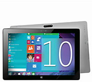 Supersonic 10.1 16GB Windows 10 Tablet & Detachable Keyboard - E289105